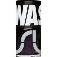 Uslu Airlines Nail Polish Collab Wagny Purple Black Sparkle 11ml