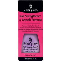 China Glaze Nail Strengthener & Growth Formula 14ml