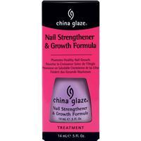 China Glaze Nail Strengthener & Growth Formula 14ml
