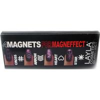 Layla Cosmetics 4 Magnets for Magn Effect