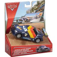 Mattel Disney Pixar Cars Wheelie Action Racers Max Schnell