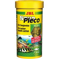 JBL Novo Plecochips Feed Pellets 1000ml
