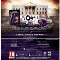 Saints Row 4: Super Dangerous Wub Wub Edition