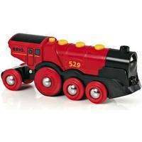Brio Mighty Red Action Locomotive 33592