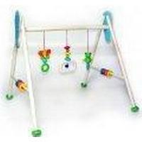 Hess Baby Activity Baby Gym Frog Toni Toy