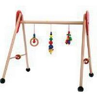Hess Wooden Baby Activity Baby Gym Caterpillar Toy