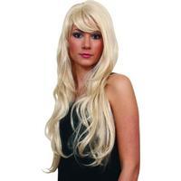 Dreamgirl-peruk, blond