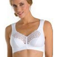 Miss Mary of Sweden Soft Cup Bra White (2522)