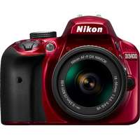 Nikon D3400 + AF-P 18-55mm VR
