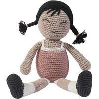 Sebra Crochet Doll Li