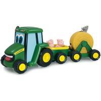 John Deere Country Fair Tractor & Trailer Set
