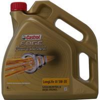 Castrol Edge Professional Longlife 3 5W-30 4L Motorolja