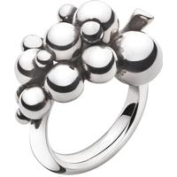 Georg Jensen Moonlight Grapes Silver Ring - S (3558680)