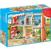 Playmobil Furnished Børneklinik 6657