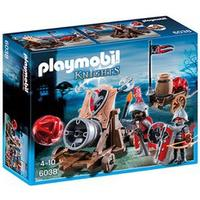 Playmobil Hawk Knights` Battle Cannon 6038