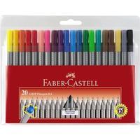 Faber-Castell Grip Color Marker Plastic