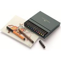 Faber-Castell 12 Pitt Artists Pen Brush