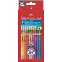 Faber-Castell Colour Grip 2001 Eco Farveblyanter 24 Stk