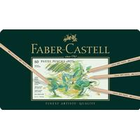 Faber-Castell Pitt Pastel Tin of 60