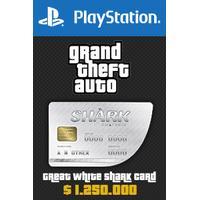 Rockstar Games Great White Shark card - GTA