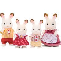 Sylvanian Families Chocolate Rabbit Family 4150