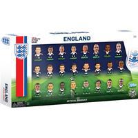 Soccerstarz England 24 Player Team Pack