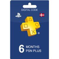 Sony Playstation Plus 180 dage