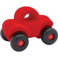 Rubbabu Stor Bil Med Hul - Rød