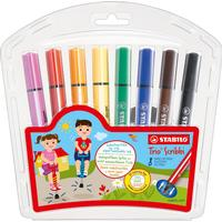 Stabilo Trio Scribbi 8 pc