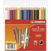 Stabilo Color 24 pc