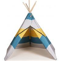 Roommate Hippie Tipi Play Tent Polar Grey