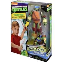 Ninja Mutations Deluxe Turtle to Weapon Leonardo
