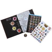 Hasbro Medallium Samler Mappe