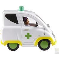 Brandman Sam Fireman Sam Ambulance Vehicle