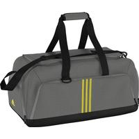 adidas Performance 3S Teambag M Sporttasche (Farbe: mgh solid grey/bright yellow/bright yellow)