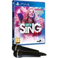 Let's Sing 2017 (Incl. 2 Mic)
