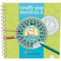 Avenue Mandarine Graffy Pop Mandala Boy 52671O