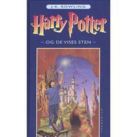 Harry Potter og De Vises Sten (Inbunden, 1999)