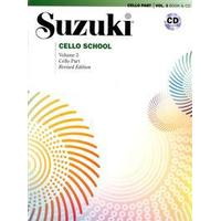 Suzuki cello school. Vol 3, book and CD (Häftad, 2014)