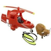 Postman Pat Helicopter & The Runaway Cow