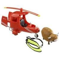 Postman Pat Helikopter Med Ko