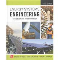 Energy Systems Engineering (Inbunden, 2016)