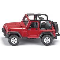 Siku Jeep Wrangler 4870