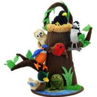 The Puppet Company Tree with Nest Hide Aways