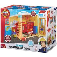 Brandman Sam Electronic Pontypandy Fire Station