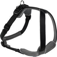 Hunter Neopren Harness Black/grå - L: Brystvidde 60-76cm, B 20mm