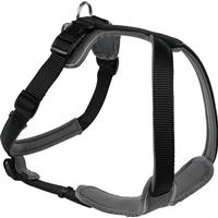Hunter Neopren Harness Black/grå - S: Brystvidde 45-57cm, B 15mm