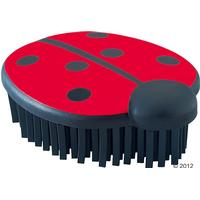Hunter Ladybird dressing brush 10cm