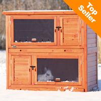 Trixie Rabbit Hutch Natura with Insulation