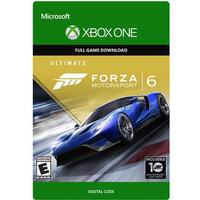 Forza Motorsport 6- Ultimate Edition